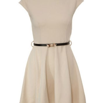 Club L Belted Skater Dress from just £15.00 - Club L from Republic: great styles and great prices.