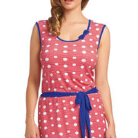 Freya AS3470 Hello Sailor Belted Jersey Tunic