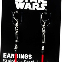 Star Wars | Darth Vader Lightsaber EARRINGS