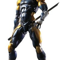 Square-Enix - Metal Gear Solid Play Arts Kai Vol. 5 figurine Cyborg Ninja 23 c