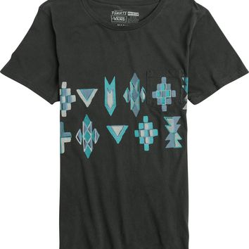 VANS BOARDERLINE SS POCKET TEE