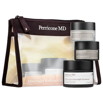 Sephora: Perricone MD : Overnight Radiance & Renewal : skin-care-sets-travel-value