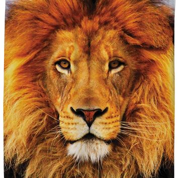 ROSC Lion Shower Curtain