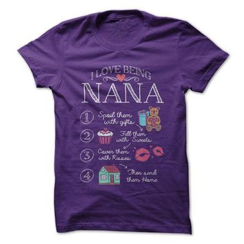 I Love Being Nana - On Sale