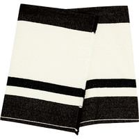 Isabel Marant - Adelaide wool-blend wrap mini skirt