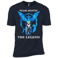 Team Mystic Vegeta Dragon Ball Tee/Hoodie/