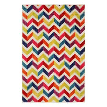 Mohawk Home Mixed Chevrons Area Rug