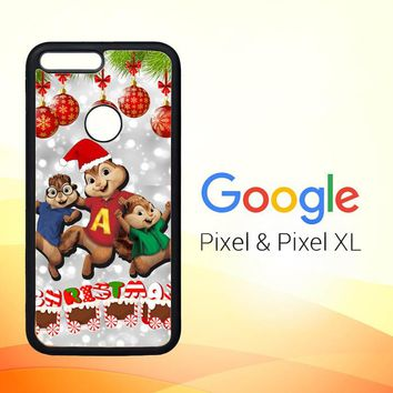 alvin and the chipmunks and the chipettes D0268 Google Pixel Case