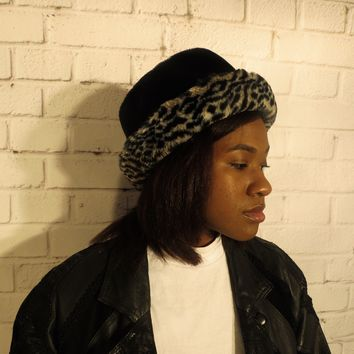 Coming To America Faux Fur Hat