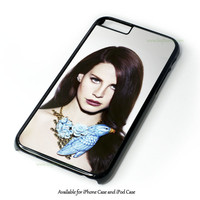 Lana Del Rey Sweet Design for iPhone 4 4S 5 5S 5C 6 6 Plus, and iPod Touch 4 5 Case
