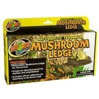 Zoo Med Laboratories Inc - Naturalistic Terrarium Mushroom Ledge