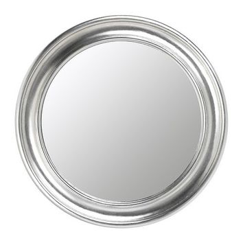 "SONGE Mirror - silver color - 28 3/8 "" - IKEA"