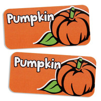 Pumpkin Bakery Labels