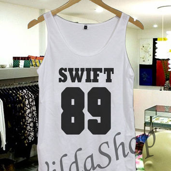 SWIFT 89 - Tanktop Unisex Adult S-XL