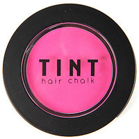 tint hair chalk in party pink