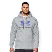 Under Armour Mens UA Storm Rival Fleece Sportstyle Hoodie