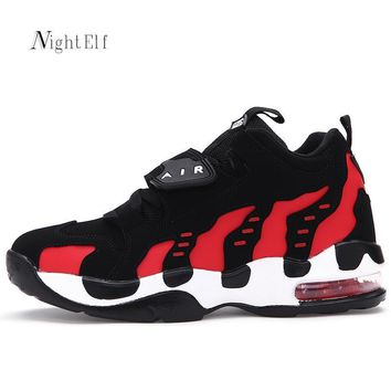 Night Elf men running shoes High quality women sneakers breathable PU leather tennis s