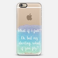 What if? iPhone 6 case by Eastwood Eclectic | Casetify