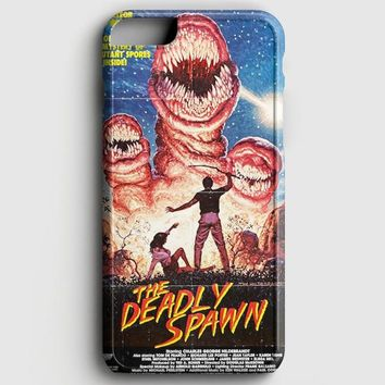 Deadly Spawn Vintage Horror iPhone 8 Case | casescraft