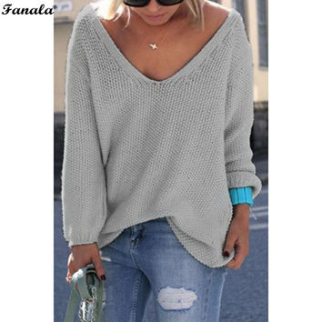 Cotton Pullover Sweater. Light Wrap