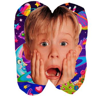 Hippy Home Alone Socks