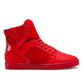 SKYTOP LX RED/RED - RED