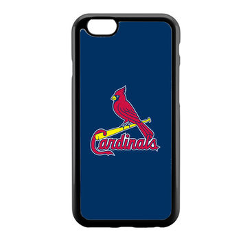 ST LOUIS CARDINALS BLUE iPhone 6 Case