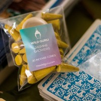 Jasmine Showers Incense Cones