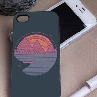 The Mountains Are Calling | Art | iPhone 4 4S 5 5S 5C 6 6+ Case | Samsung Galaxy S3 S4 S5 Cover | HTC Cases