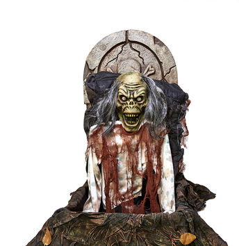 Pop-Up Grave Zombie – Spirit Halloween