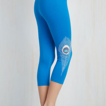 90s Skinny Monday Mantra Athletic Leggings in Cropped