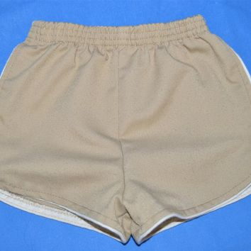 80s Carters Toddler Running Shorts 2T