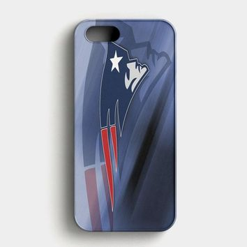 Nfl New England Patriots iPhone SE Case