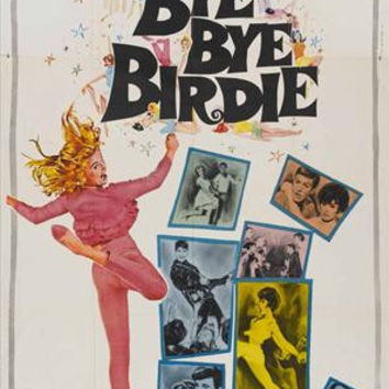 Bye Bye Birdie 27x40 Movie Poster (1963)