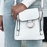 Kiki Bag White