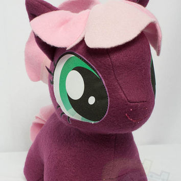 CHIBI Cheerilee MLP Hand-Made Custom Craft Plush