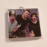 All Time Low Charm (Jack, Rian, and Alex only)