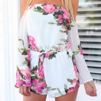 Dream Girl Boho Romper