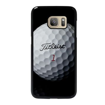 TITLEIST GOLF Samsung Galaxy S7 Case Cover