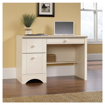 You should see this Harbor View Computer Desk in Antique White on Daily Sales!