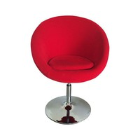 Pre-owned Red Barrel Adjustable Swivel Leisure Chair