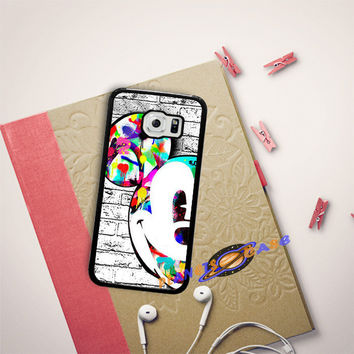 MICKEY MOUSE FULL COLOUR Samsung Galaxy S6 Edge Plus Case Planetscase.com