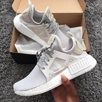 ADIDAS RUNNING NMD XR1 Women/Men Sports shoes White