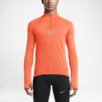 Nike AeroReact Half-Zip Men's Running Top