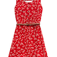 Cool Girl Floral Dress (Kids)
