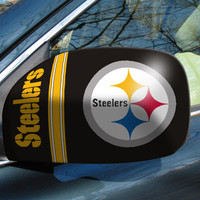NFL - Pittsburgh Steelers Small Mirror Cover