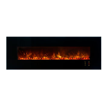 "Modern Flames 80"" Built in / Wall Mounted Electric Fireplace (AL80CLX2)"