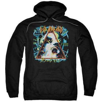 Def Leppard - Hysteria Adult Pull Over Hoodie