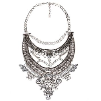 Yoncé Statement Necklace