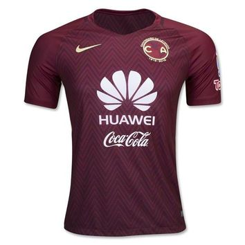 Mexico Club America 2016/17 Away Men Soccer Jersey Personalized Name and Number